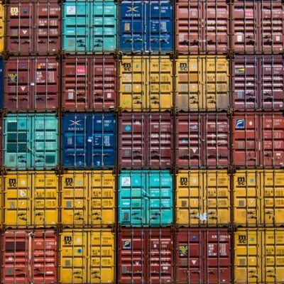 Lager- und Materialcontainer
